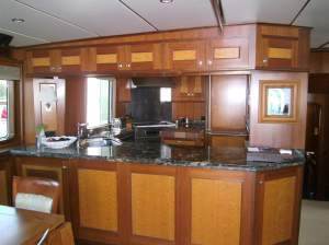 Interior - Galley