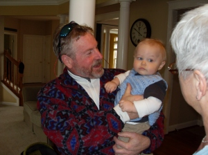 Grandpa and Tyler
