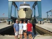 02 Shear Madness and crew – Bradley, Kathy, Leanne, andJohn