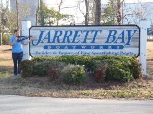 2012-01-15 Jarrett Bay Boatworks, Beaufort, NC