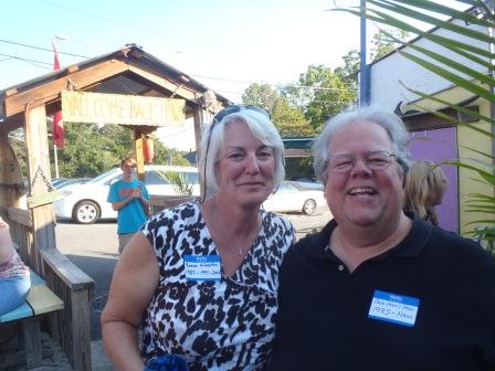 Yvonne Wheaton, Bob Hamilton