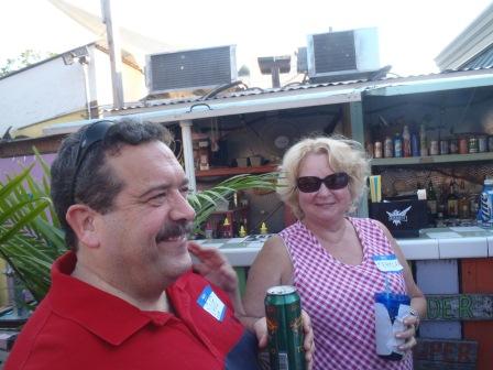 Dave and Teresa Whelan