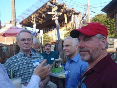Pat, John Ticer, Bradley