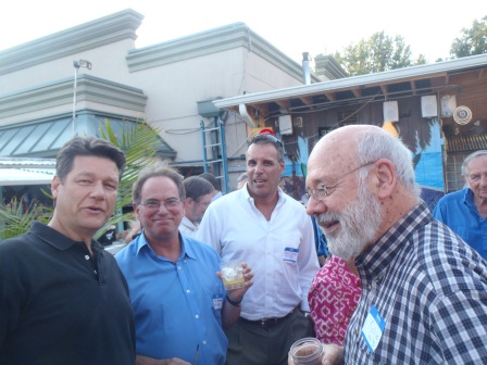 Jeff Gray, Alan Rotnemer, Paul Cimino, Rollie Winter