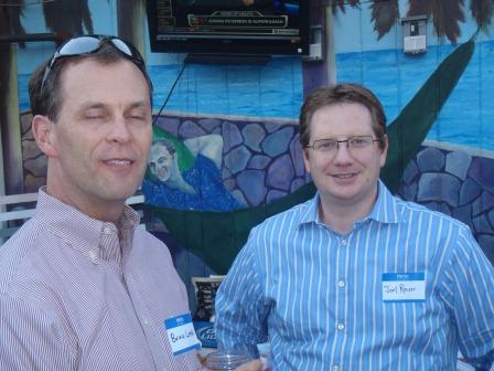 Bruce Lovett, Joel Reiser
