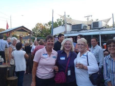 Kathy, Roberta Wells, Joyce Bennett
