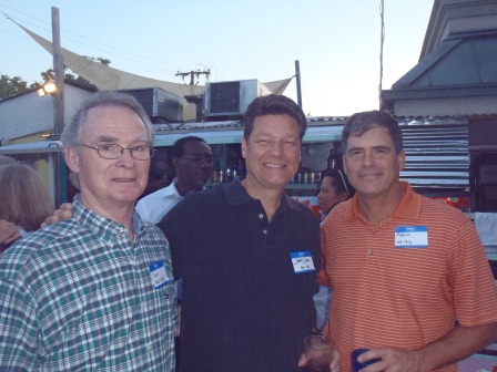 Pat, Jeff Gray, Kevin Reardon