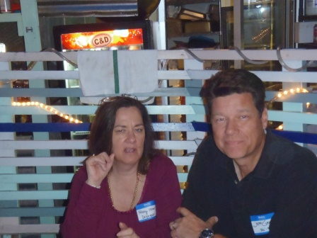 Nancy Despeaux, Jeff Gray