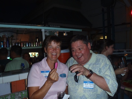 Kathy, Rick Tercero
