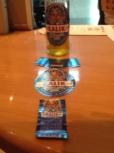 Kalik - the Bahamian national beer