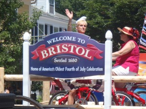 Bristol has the country's oldest July 4th celebration