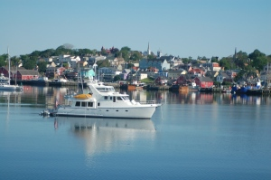 Summer Star in Lunenburg