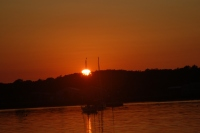 Lunenburg sunset