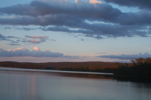 Bras D'Or Sunset