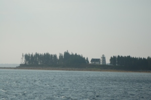 One of many Nova Scotia lighthouses