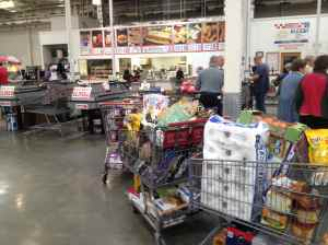 Provisioning at Costco