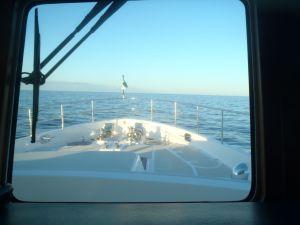 Really calm seas