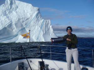 2014-07 Labrador Iceberg