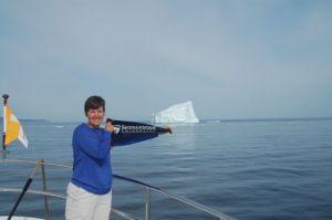 2014-07 Iceberg in North Labrador