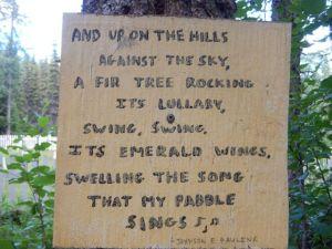On the Poet's Path