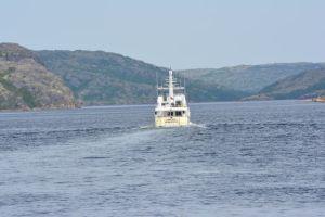 Transiting the Squasho Passage