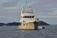 Migration at anchor