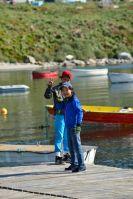 Local boys fishing