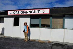 Qasigiannguit is Christianshab (photo by Steve D'Antonio)