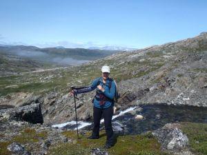 2014-07 Shenandoah visits Torngat Park, Labrador