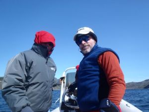 Dressed for summer exploration in Labrador