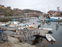 Inner harbor atSisimiut