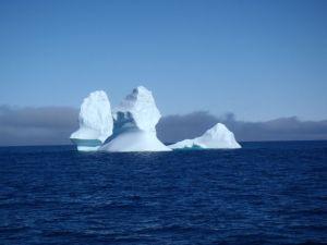 Beautiful bergs!