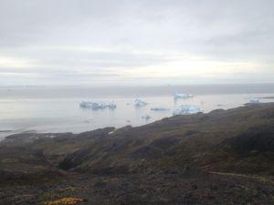 Godhavn icebergs
