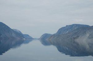 Fjord at Williams Harbour