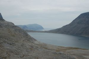 This part of Labrador is VERY remote and wild!