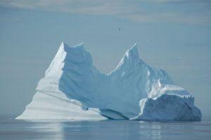 Pretty iceberg