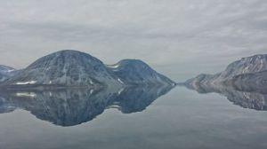 View in Ikkudliayuk Fjord, Labrador