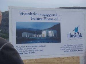 Future Cultural Center in Nain