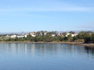 Nova Scotia just past St Peters