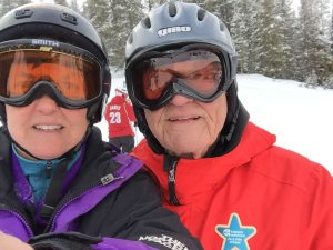 Dick, my 85-year old ski instructor