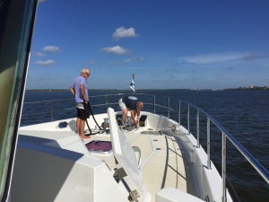 Anchoring in Charleston