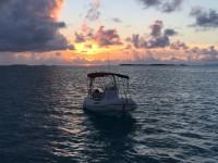 Beautiful sunset at BigMajors