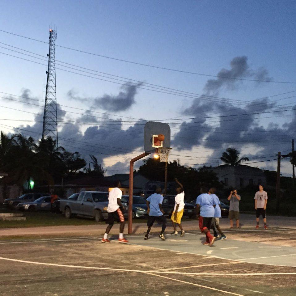 Cat Island Basketball