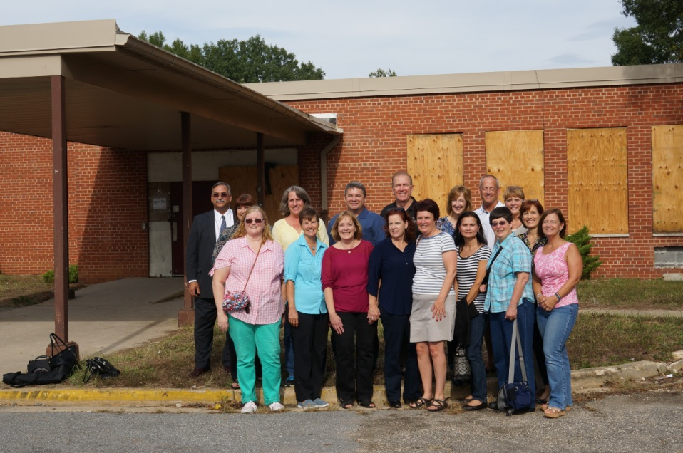 Thomas Addison Elementary School and 17 of the  6th Grade Class of 1969.