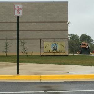 The new Oxon Hill High School
