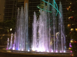 Fountain at the Gaylord