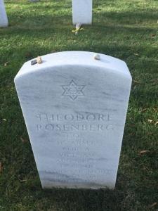 Colonel Ted Rosenberg