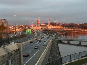 Wilson Bridge at Sunset