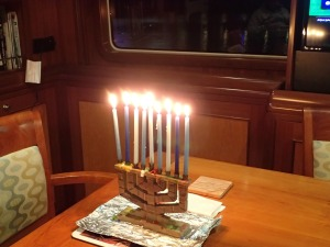 Last night of Hanukah