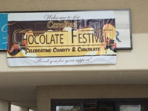Chocolate Festival - YUM!